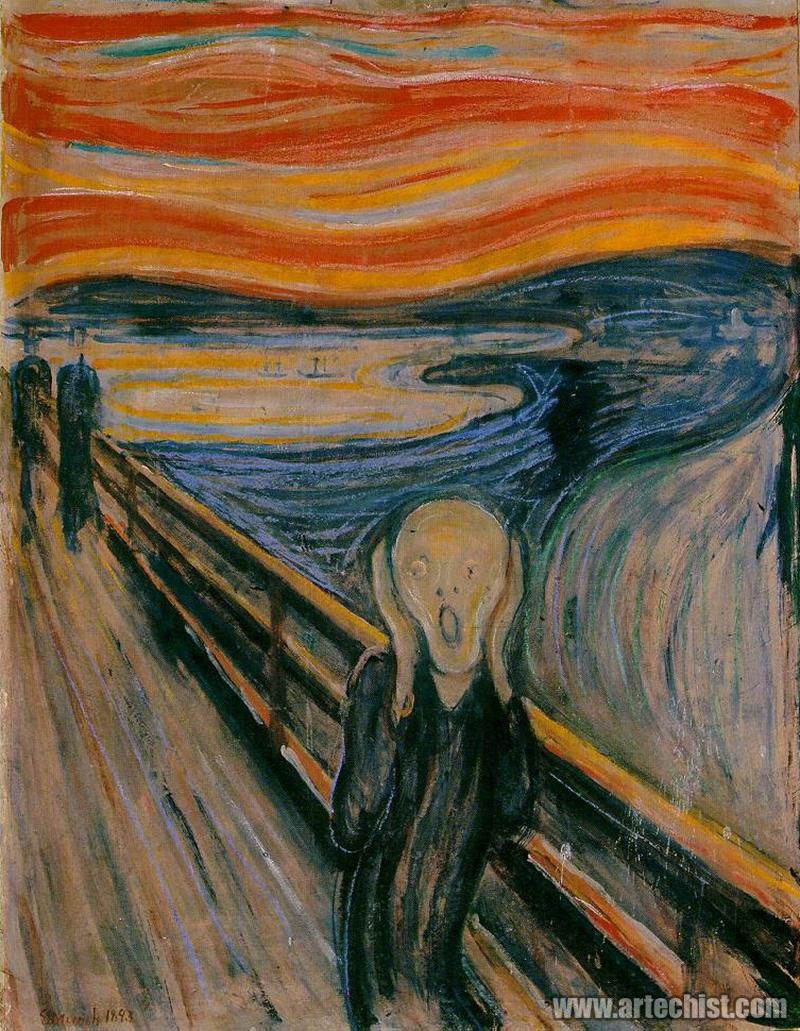 呐喊;The Scream